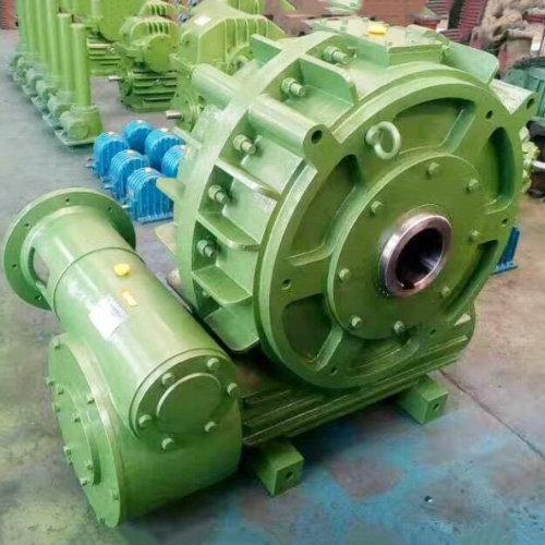 CCW系列双级蜗杆减速机